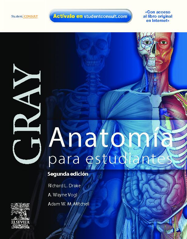Anatomía de Gray Para Estudiantes 2da Ed.