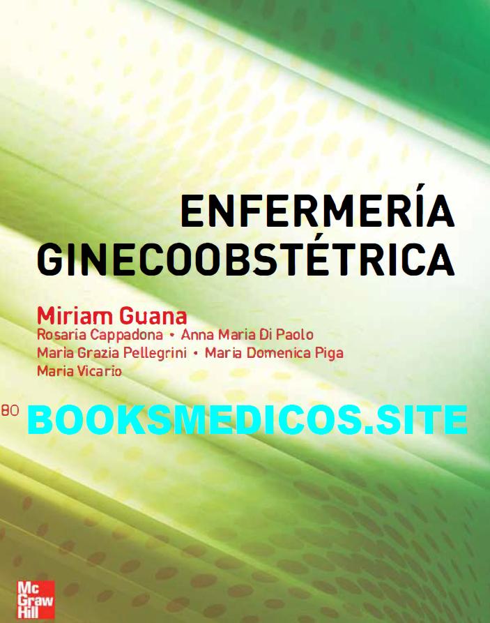 ENFERMERÍA GINECOOBSTÉTRICA