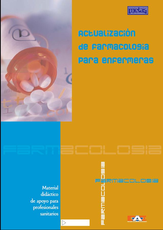 ACTUALIZACIÓN DE FARMACOLOGÍA PARA ENFERMERAS