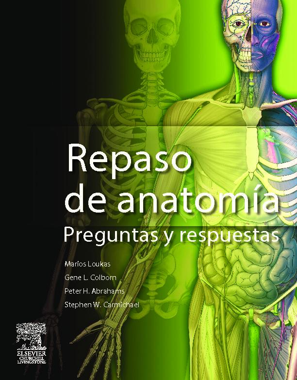Gray:Repaso de Anatomía:Preguntas y Respuestas