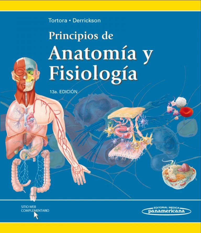 Principios de Anatomia y Fisiologia Tortora 13° edición pdf mega