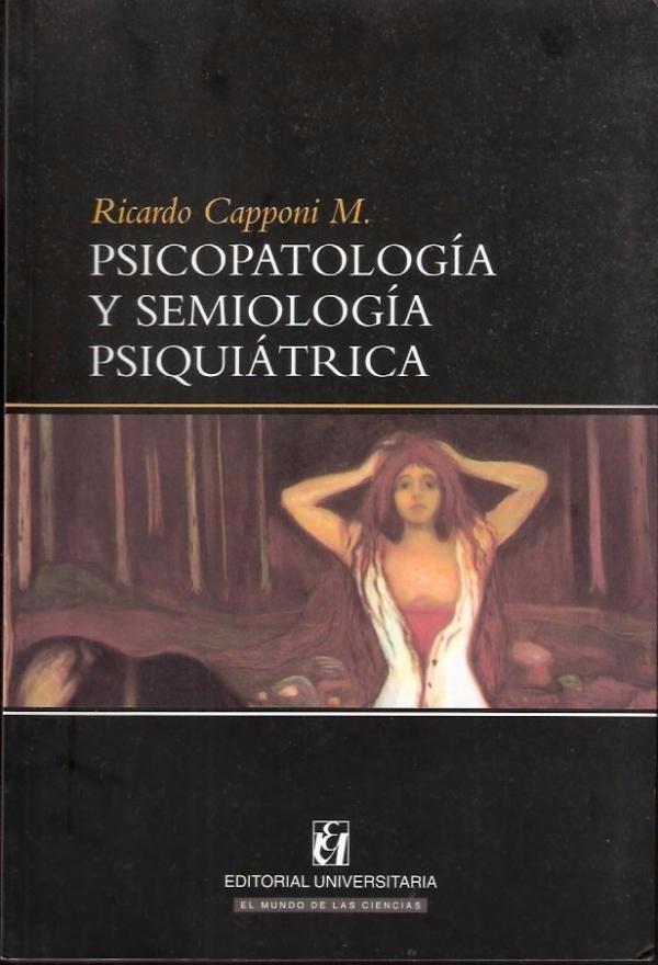 Psicopatologia y Semiologia Psiquiatrica (Capponi)