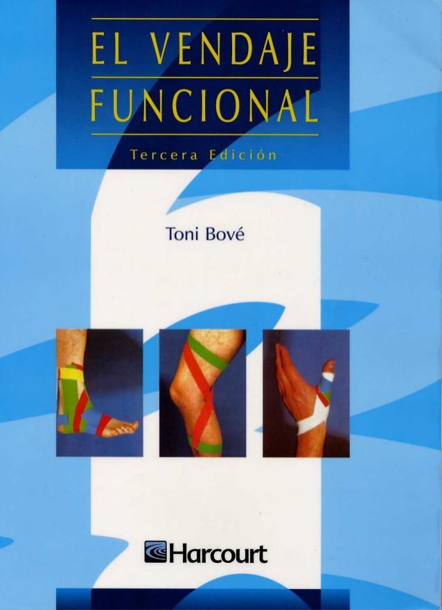 El vendaje funcional (Bové)