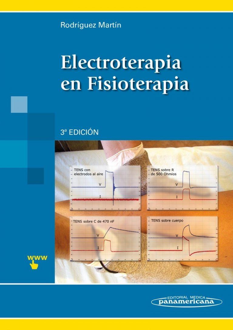 Electroterapia en fisioterapia (Rodriguez)