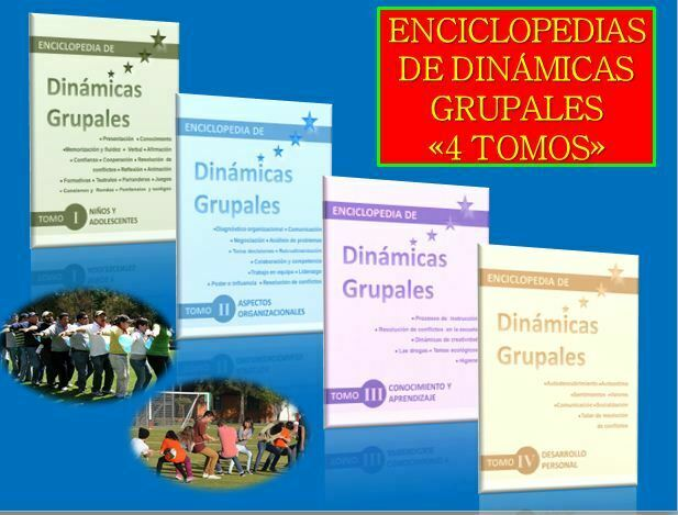 Dinamicas grupales (Coleccion de enciclopedias)