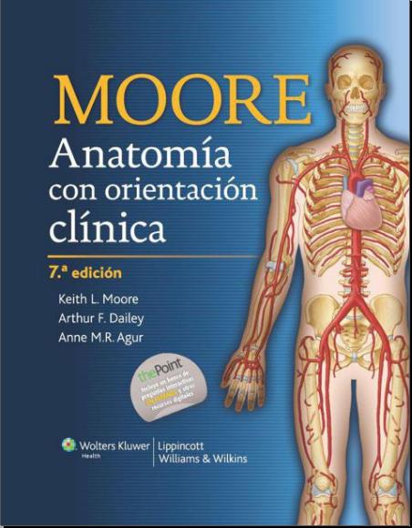Anatomia con Orientacion Clinica 7 Ed. (Moore)