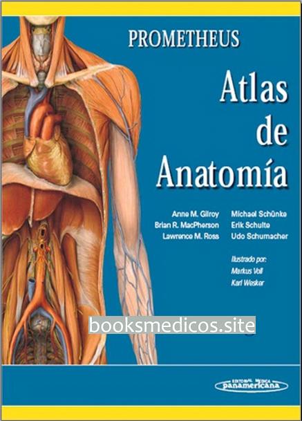 Atlas de Anatomia (Prometheus)