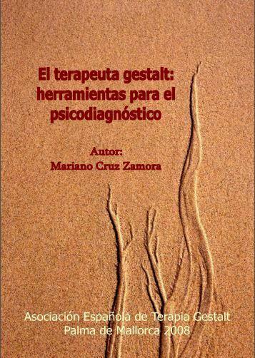 El terapeuta Gestalt, Herramientas para el psicodiagnostico (Cruz)