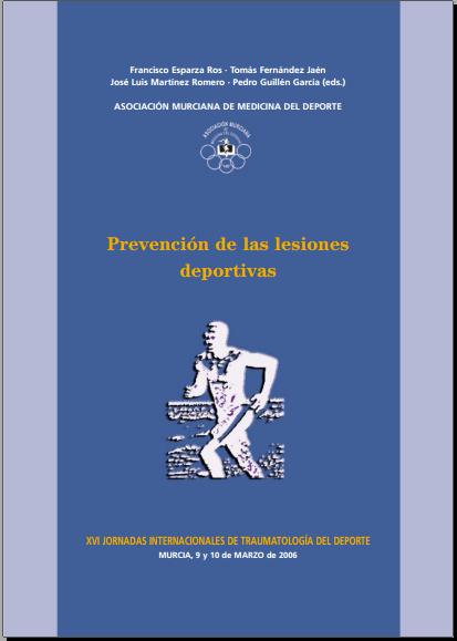 Prevencion de las lesiones deportivas (Francisco Esparza)