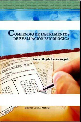 Compendio de instrumentos de evaluación psicológica (Laura López) PDF