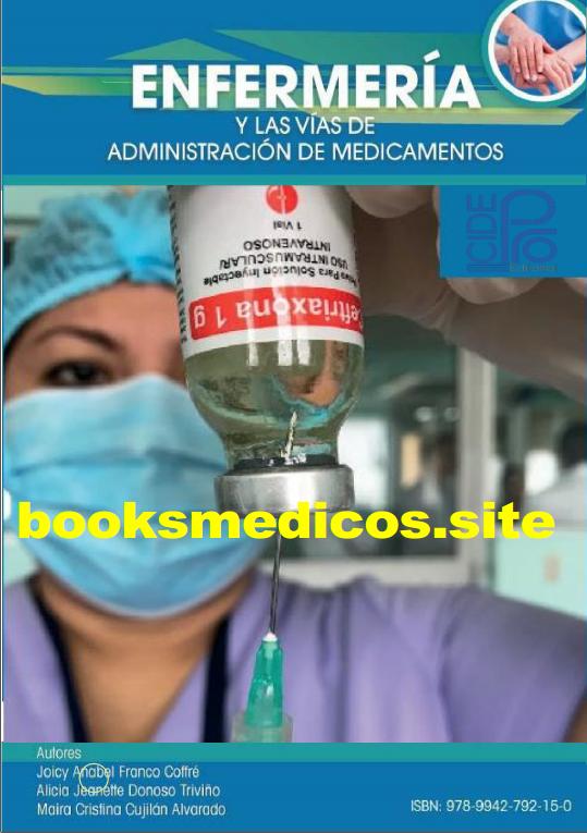 Enfermería y las vías de administración de medicamentos