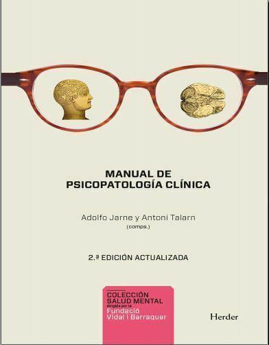 Manual de psicopatología clínica 2da Ed  (Adolfo Jarne) PDF