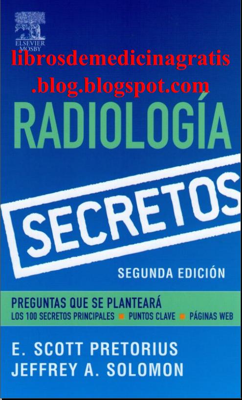 Secretos de radiología (Pretorius)