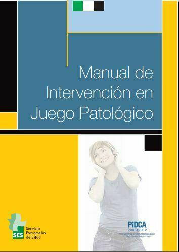 Manual de tratamiento de juego patologico (Jose Antonio Santos y cols.) PDF