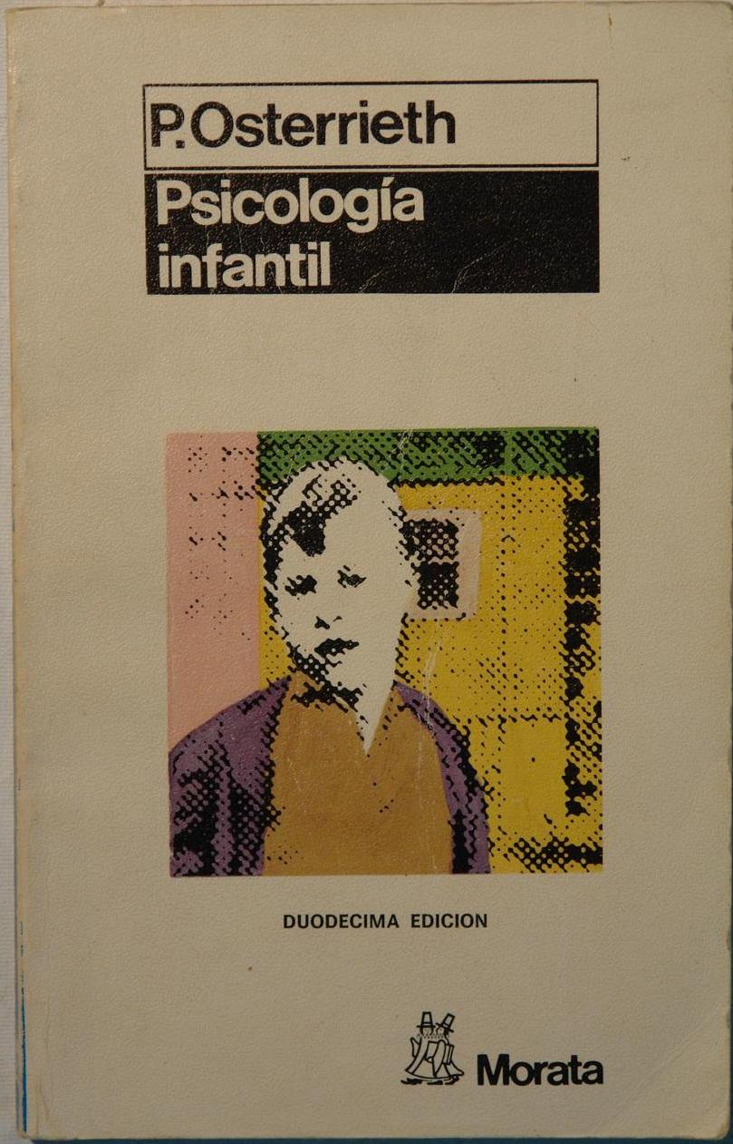 Psicologia infantil (Paul Osterrieth) PDF