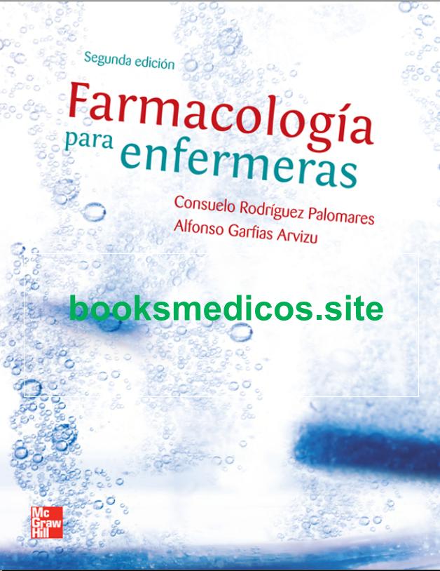Farmacología para enfermeras 2a Ed. (Rodriguez) PDF